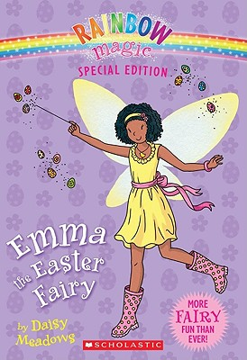 Emma the Easter Fairy By Meadows, Daisy